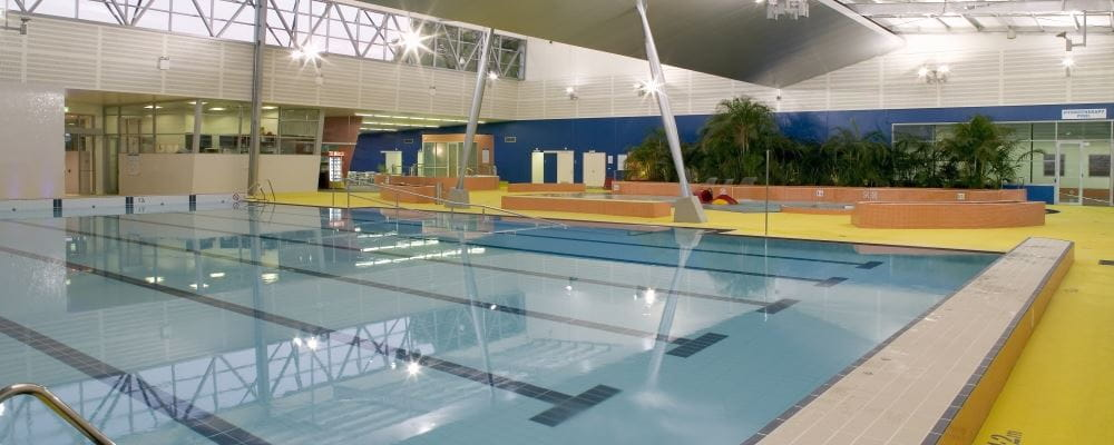 image of Aqualife Centre indoor swimming pool