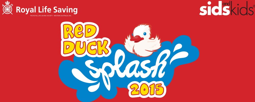 Red Duck Splash 2015 promotional image