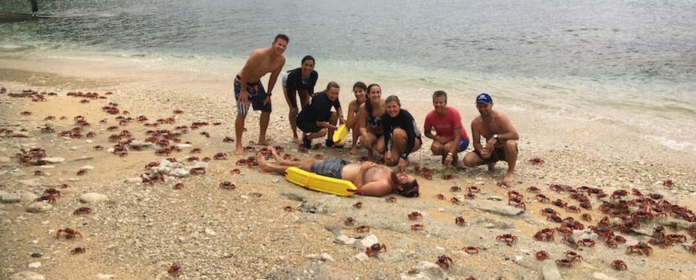 Christmas Island.Christmas Island Celebrates Water Safety Royal Life Saving Wa