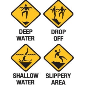 Warning signs image sidebar
