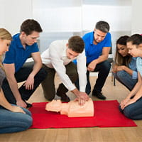 CPR Group Booking
