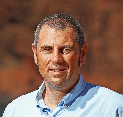 Kimberley Development Officer Glenn Taylor