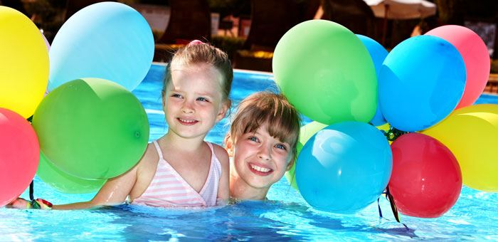 Pool party safety royal life saving wa - Swimming pool party ideas for kids ...