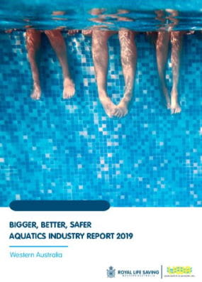Front cover of Bigger, Better, Safer Report 2018-19